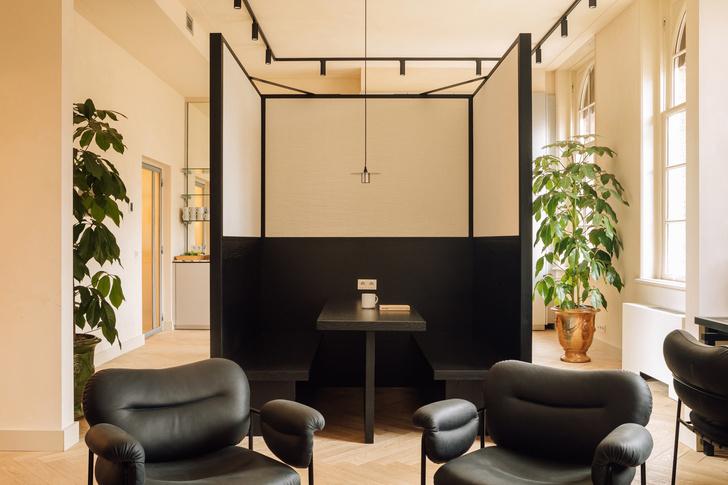 Дизайнерский коворкинг в Амстердаме (фото 5)