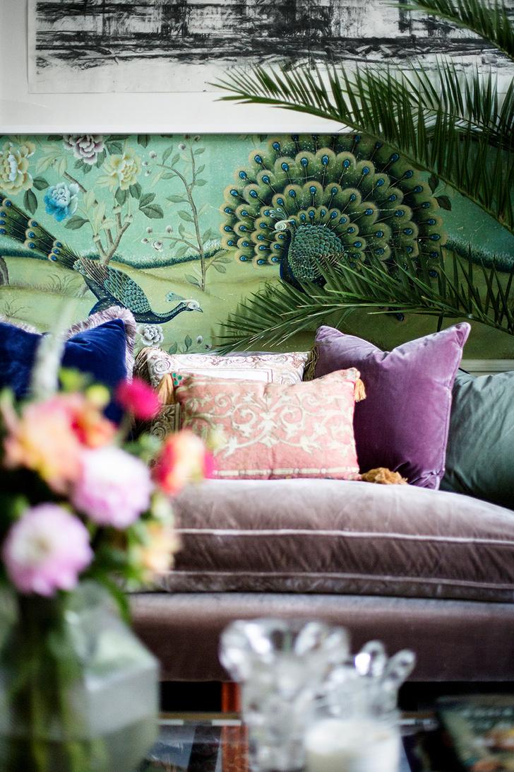 Дом Сесил Гурне: вальс цветов (фото 13)