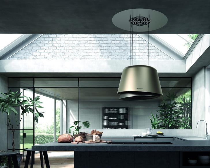 Вытяжки Faber — техническое совершенство на вашей кухне (фото 0)