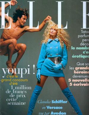 Жиль Бенсимон: «Сколько обложек я снял для ELLE? Пятьдесят… может, больше» (фото 7.2)