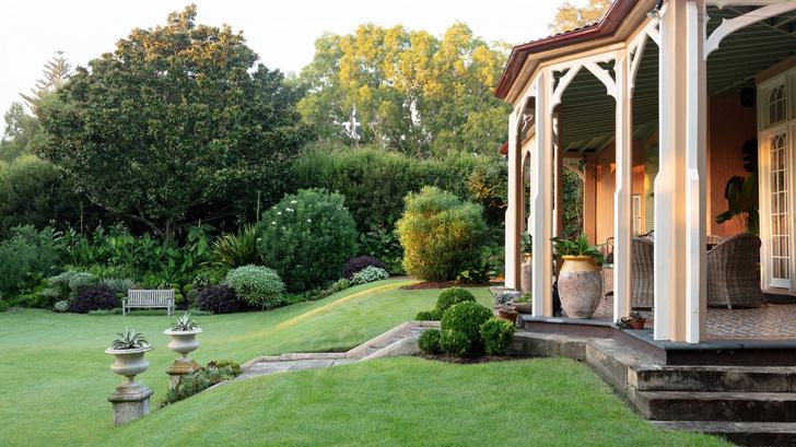 Дом и сад Бронте в центре Сиднея (фото 2)