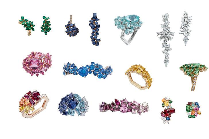 Диор, я люблю тебя: новая коллекция Высокого ювелирного искусства Gem Dior (фото 2)