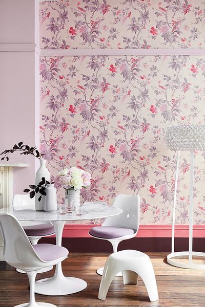 В розовом цвете: Little Greene выпустила капсульную коллекцию красок Pink | галерея [1] фото [4]