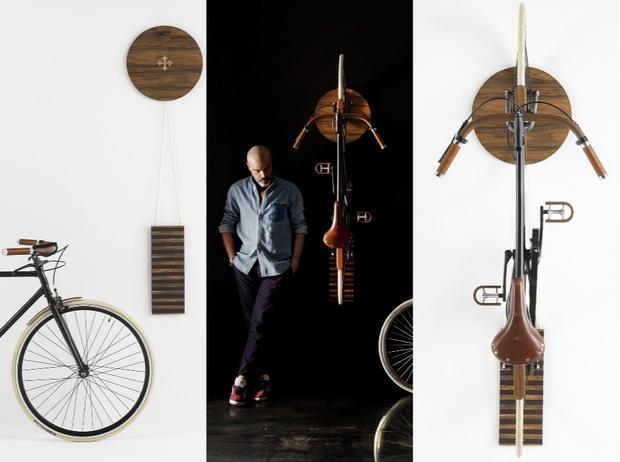 Поехали! Дизайнерские велосипеды и аксессуары для велопрогулок. (фото 9)