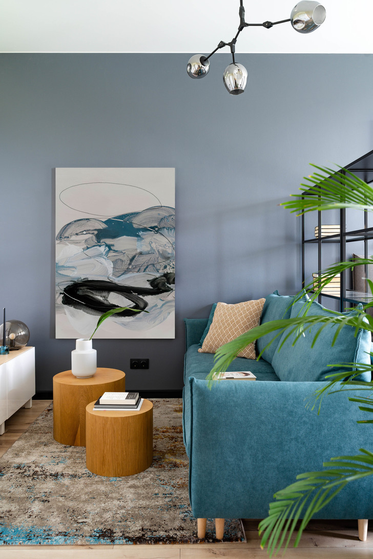 Квартира 38 м² для молодого заказчика: проект студии «1+1» (фото 8)