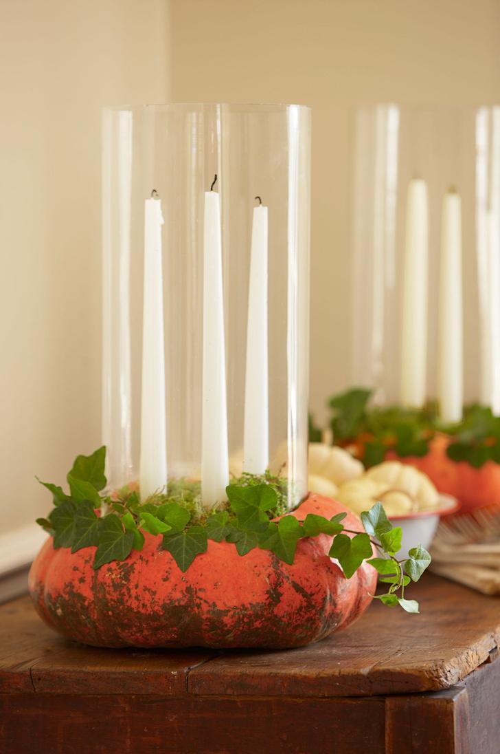 Декор тыквы своими руками: 10 простых и красивых идей (фото 11)