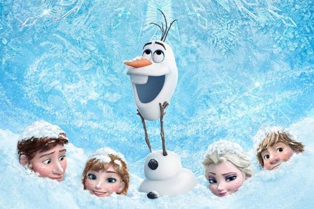 № 3. «Холодное сердце» (Frozen), 2013