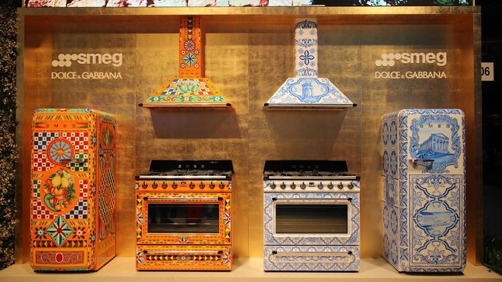 Кухня завтрашнего дня. Новинки техники и тренды выставки Eurocucina 2018 (фото 7)