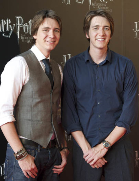 Harry Potter And The Deathly Hallows Part 2 - Photocall 2