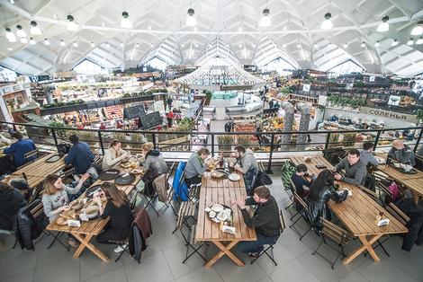 Место силы: гид по Даниловскому рынку | галерея [1] фото [20]