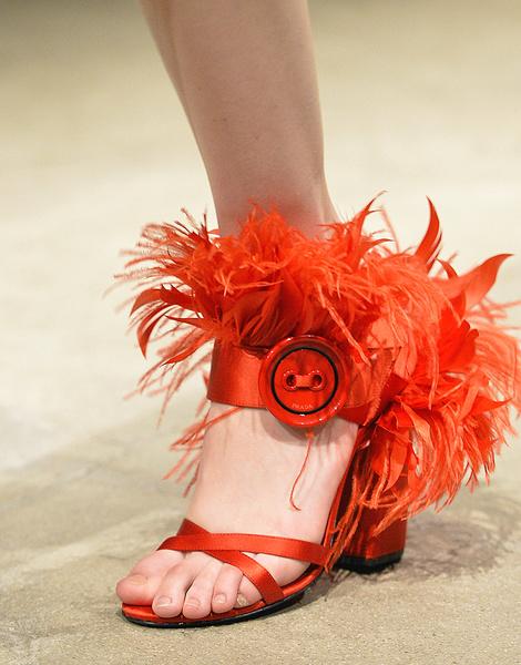 Итоги Недель моды: самая красивая обувь | галерея [4] фото [7]