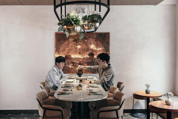 Китайский ресторан Atlas Kitchen в Манхэттене (фото 5)