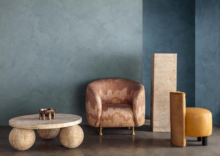 Новая коллекция мебели и света от Келли Уэстлер (фото 0)