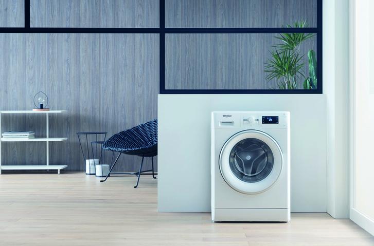 Стиральные машины Whirlpool с системой FreshCare+