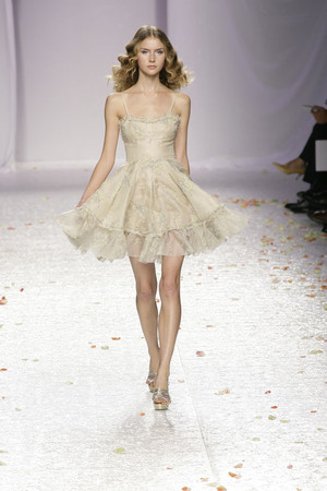 Показы мод Luisa Beccaria Весна-лето 2009 | Подиум на ELLE - Подиум - фото 3341