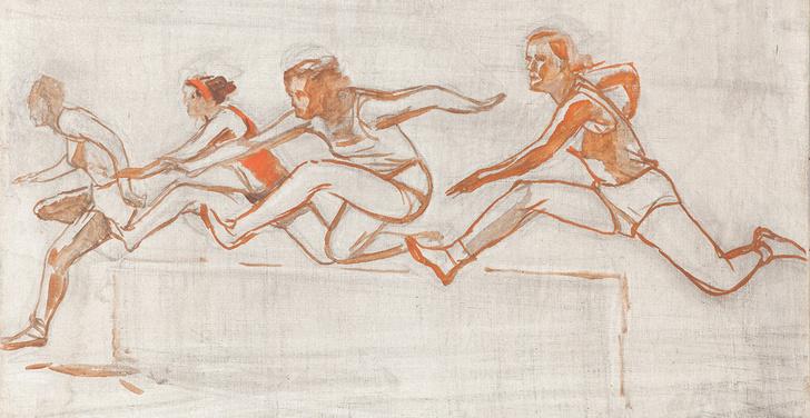 Выставка Александра Дейнеки в МУАР (фото 0)