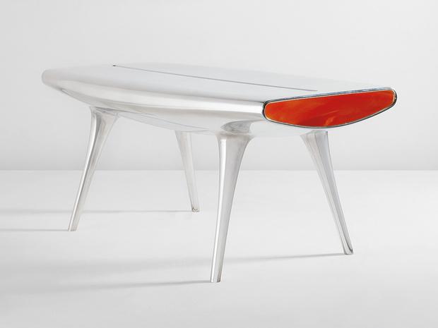 Стол Марка Ньюсона на торгах Philips (фото 0)