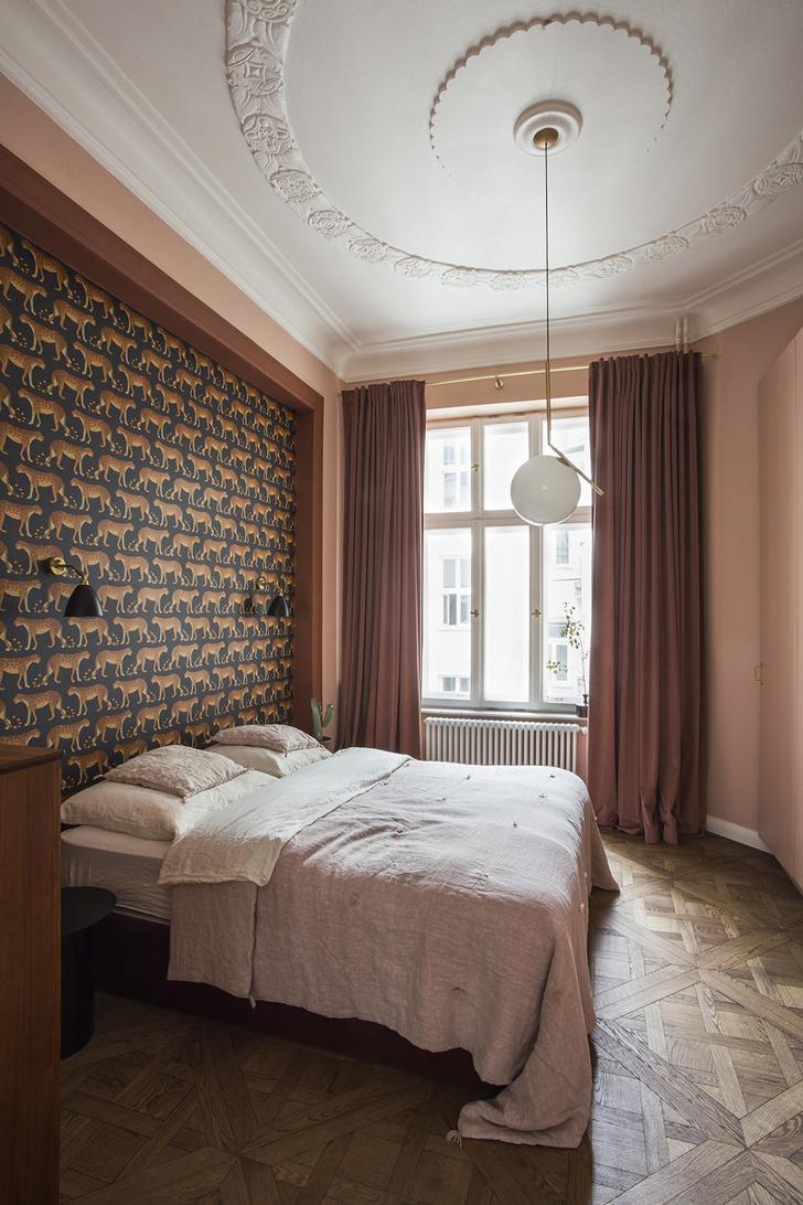 Светлая квартира 86 м² в центре Варшавы (фото 7)