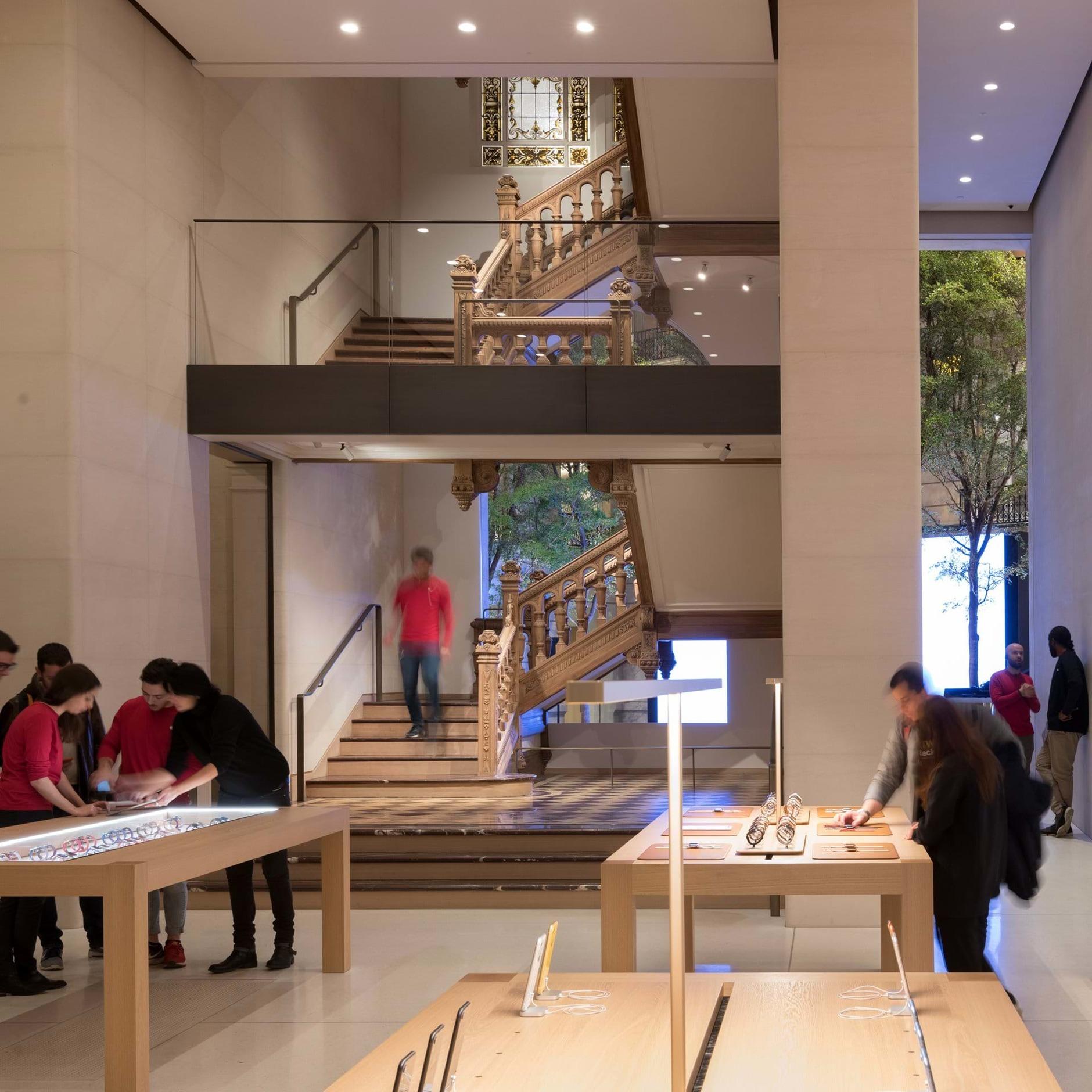 10 самых эффектных бутиков Apple (галерея 27, фото 5)