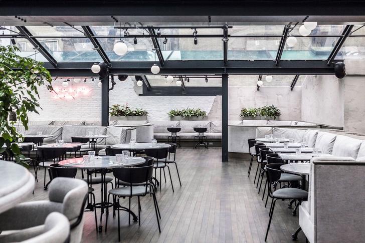 Новый ресторан Greenwich Grind в Лондоне (фото 8)
