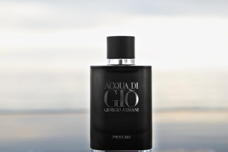 giorgio armani выпустил новый парфюм