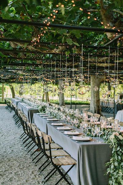 Весенняя свадьба: оформление   галерея [3] фото [9]