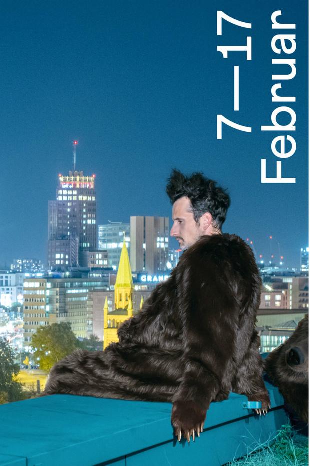 Медведи на велосипеде: как выглядят официальные постеры Берлинале (фото 5)