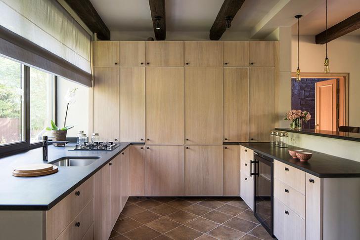 Как сделать дом в бельгийском стиле и сэкономить бюджет? фото [10]