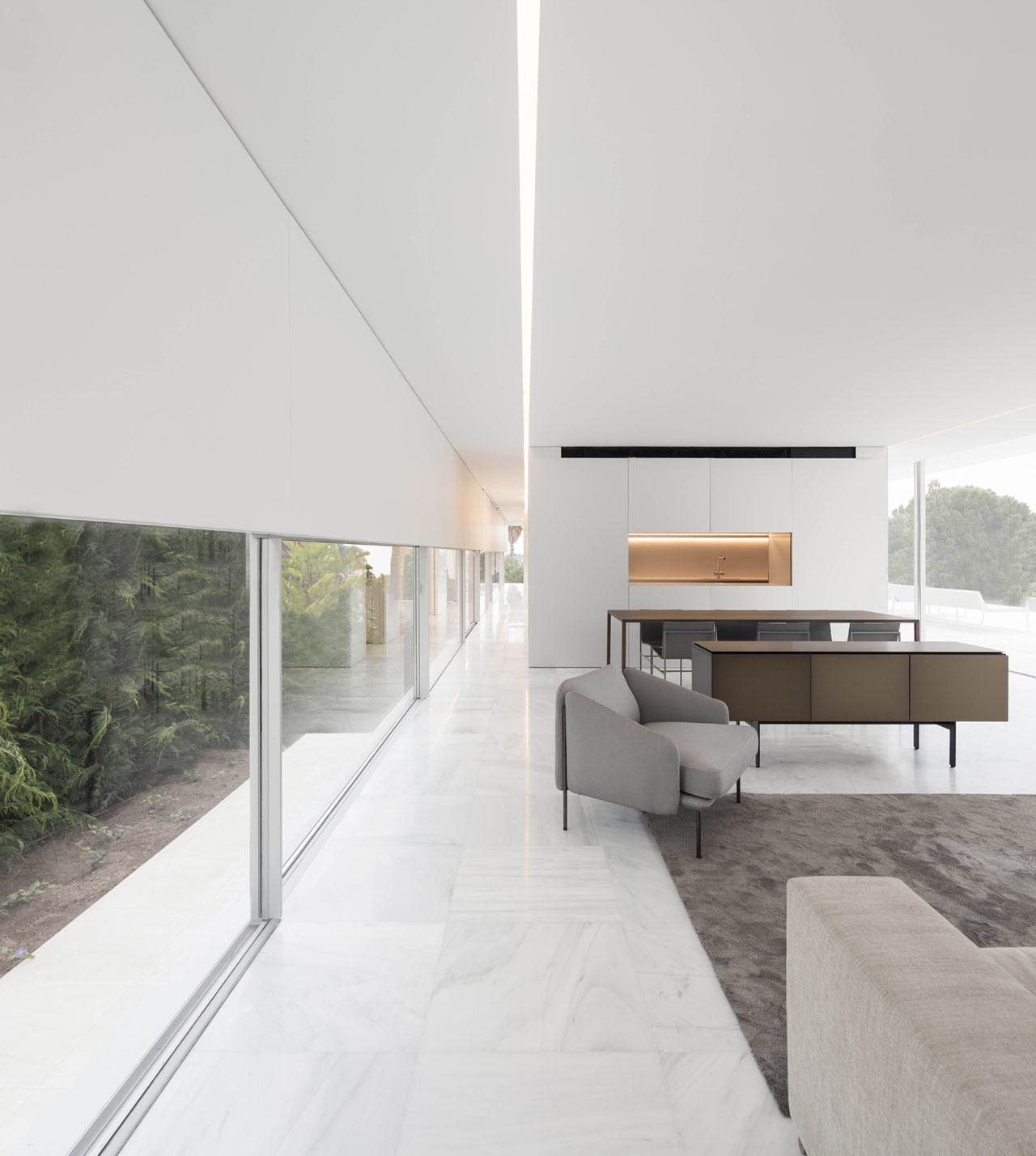 15 интерьеров в стиле минимализм (галерея 0, фото 0)