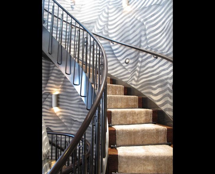 На подъеме! Лестницы в проектах Келли Уэстлер (фото 14)