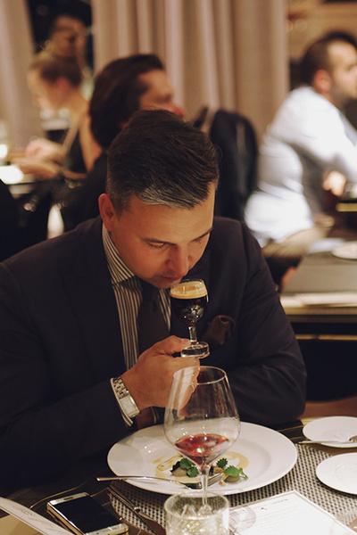 Кофе, еда и Лазурный берег: закрытый ужин в ресторане «Кококо» | галерея [1] фото [1]
