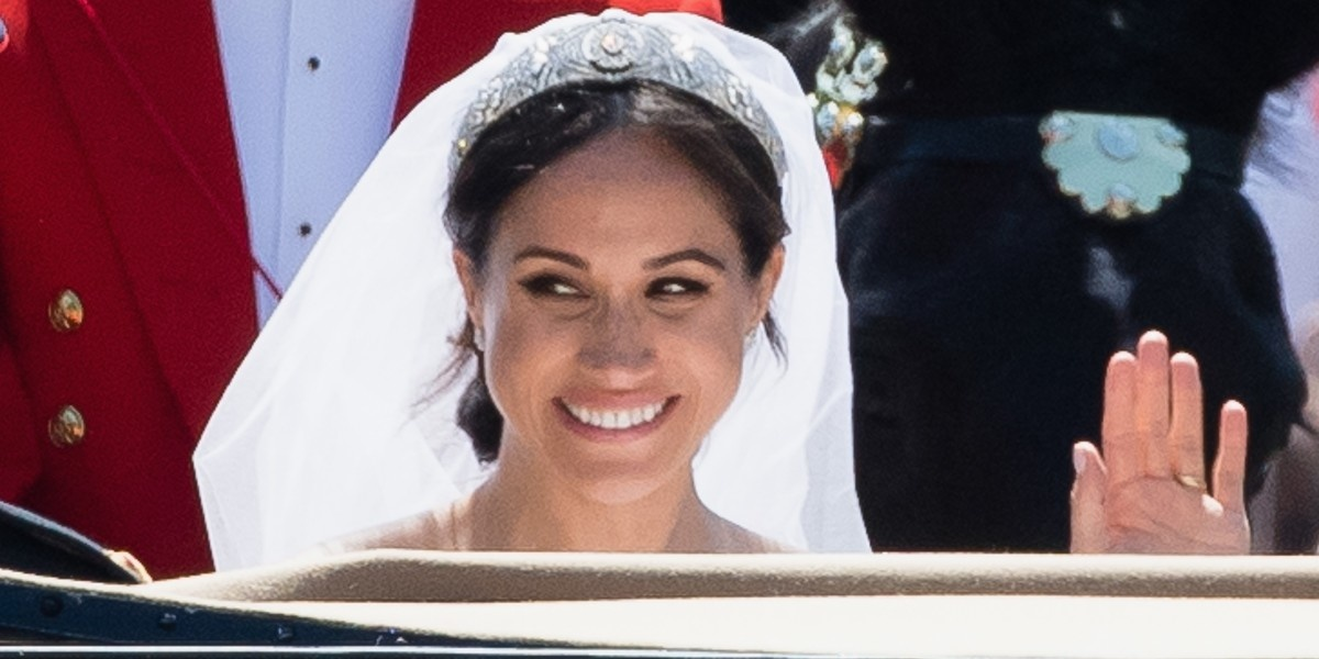 Все гениальное — просто: свадебный макияж Меган Маркл