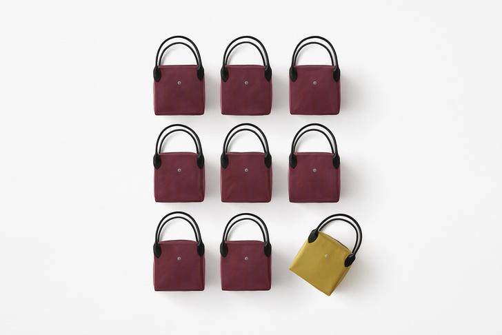 Новая коллекция сумок Nendo для Longchamp (фото 2)