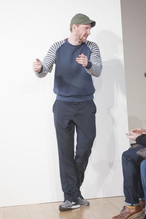 Показ Christopher Raeburn коллекции сезона Осень-зима 2013-2014 года Prêt-à-porter - www.elle.ru - Подиум - фото 498197