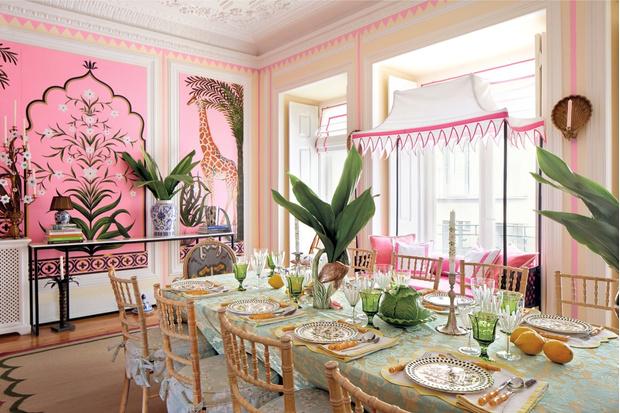 Дом дизайн-консультанта Филипы да Абро в Лиссабоне (фото 2)