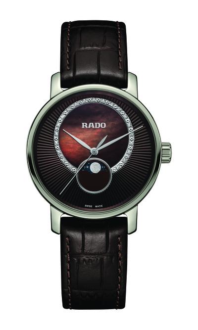Женственный минимализм: новые часы Rado DiaMaster (галерея 4, фото 0)