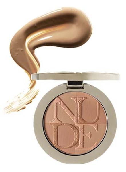 ВВ-крем и пудра Diorskin Nude Tan, 001, Dior