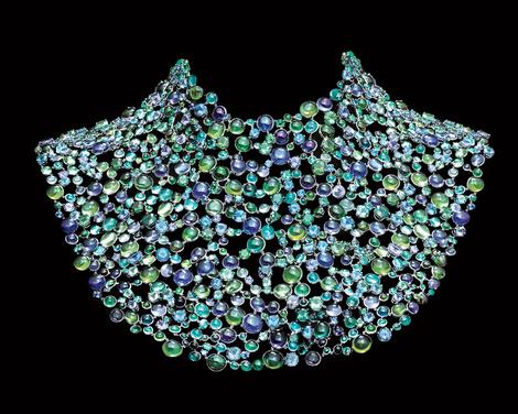 Tiffany & Co. представил новую коллекцию Высокого ювелирного искусства Blue Book | галерея [1] фото [1]
