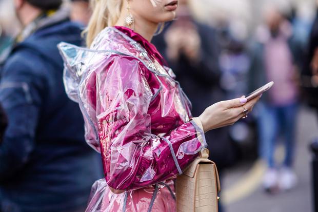 Что носили на Неделе моды в Париже? (фото 2)