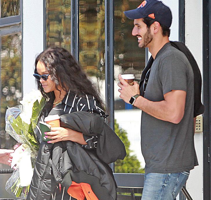 Все-таки вместе: Рианна отправилась на свидание с возлюбленным фото [2]