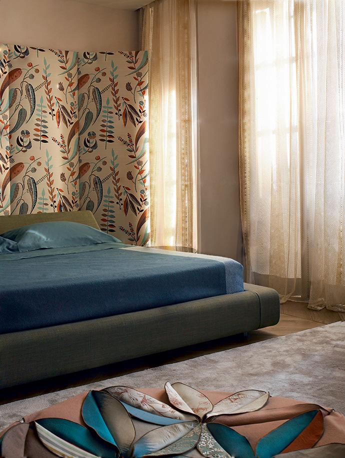Необычные изголовья: 10 советов и идей для вашей спальни (фото 8)