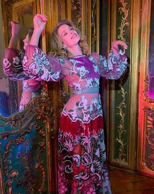 День и ночь: два образа Натальи Водяновой на вечере во Флоренции (фото 2.1)