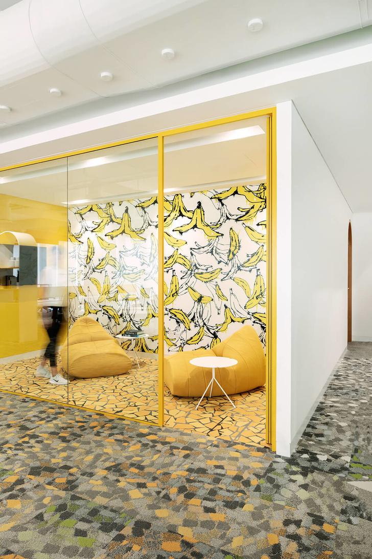 Эклектичный офис в Дубае (фото 2)