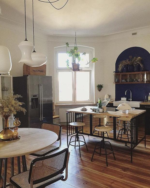 Атмосферная квартира в старом доме в Познани (фото 6)