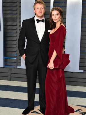 Это любовь: знаменитые пары на афтепати премии «Оскар» (фото 1)