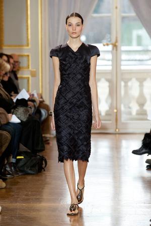 Показ Christophe Josse коллекции сезона Весна-лето 2013 года haute couture - www.elle.ru - Подиум - фото 477032
