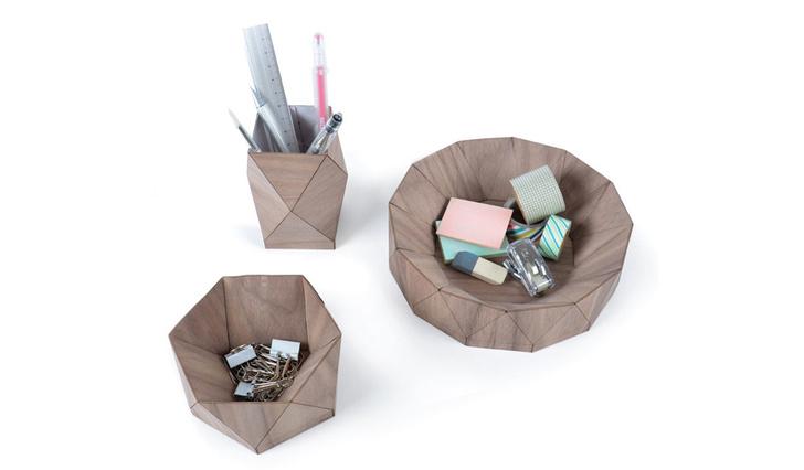 Топ-10: мотивы оригами в предметном дизайне фото [3]