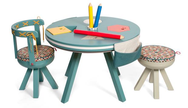 Веселые ребята: детская мебель дизайнера Натальи Гусевой (фото 0)