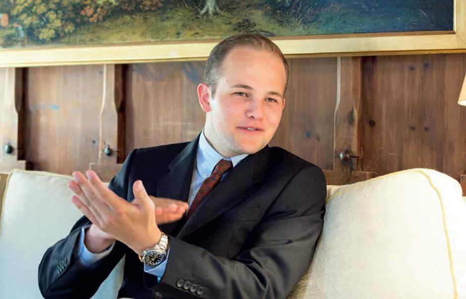 Йозеф Венцель Максимиллиан Мария фон унд цу Лихтенштейн, граф Ритберг