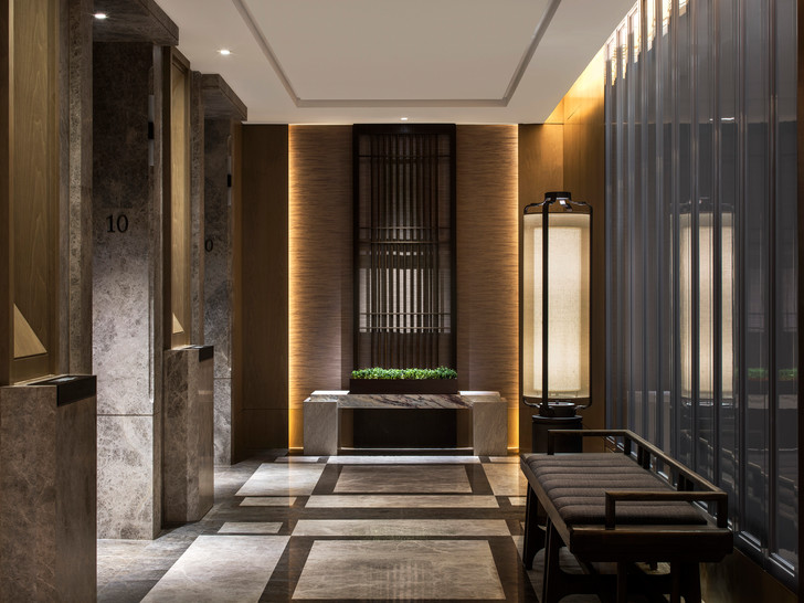 Новый отель The St. Regis в Гонконге (фото 2)